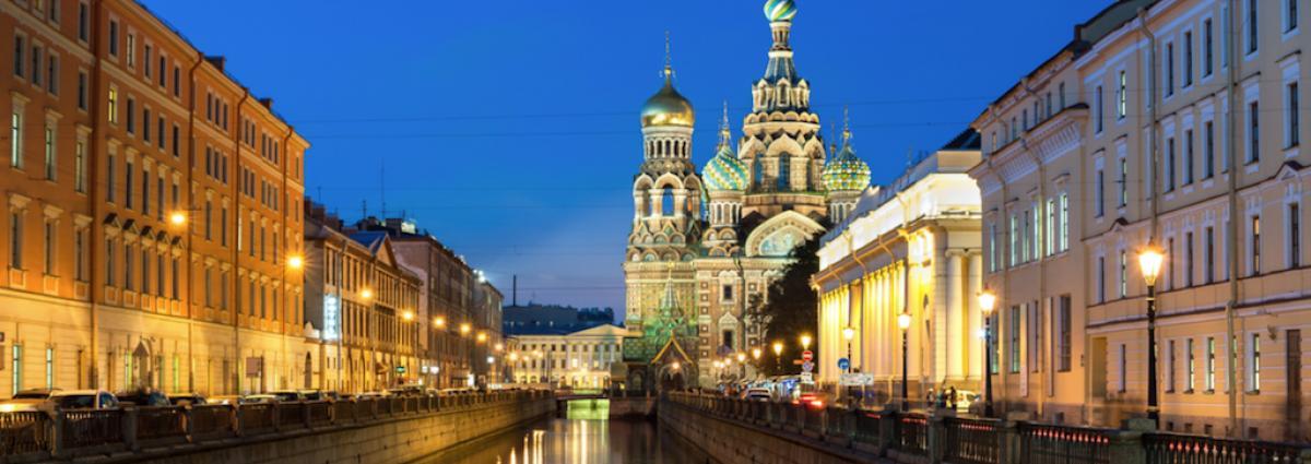 Church on blood, St. Petersburg.
