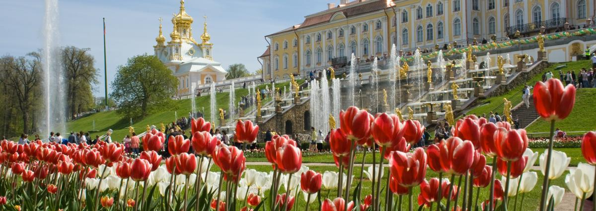 Visa-free cruise from Helsinki to St. Petersburg